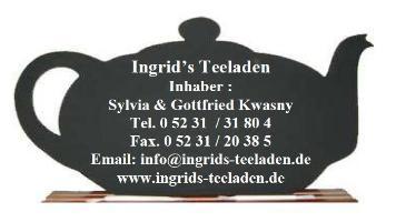 Ingrids Teeladen-Logo